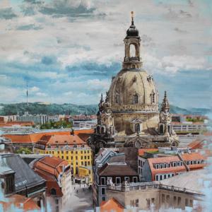 Bild Frauenkirche Dresden