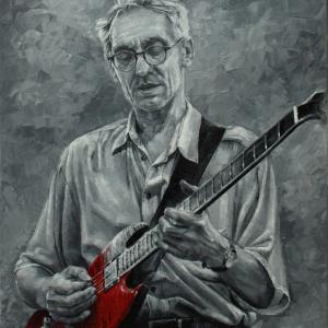 Bild Portrait Manuel Göttsching