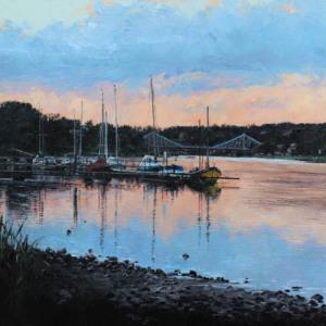 Bild sailboat harbor