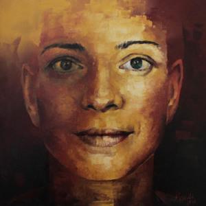 Bild Selfportrait